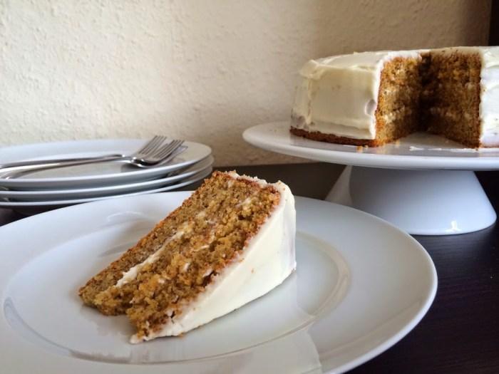 Daniela Carrot Cake