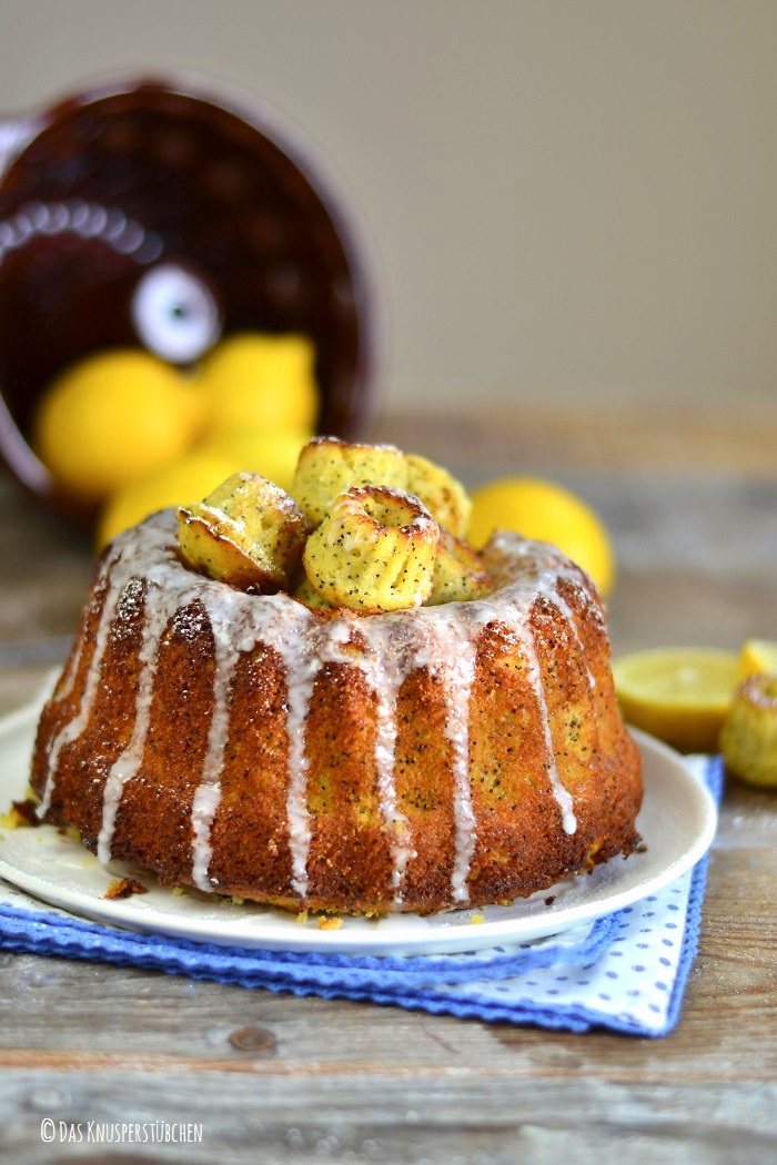 Polenta Zitronen Mohn Kuchen Glutenfrei-1