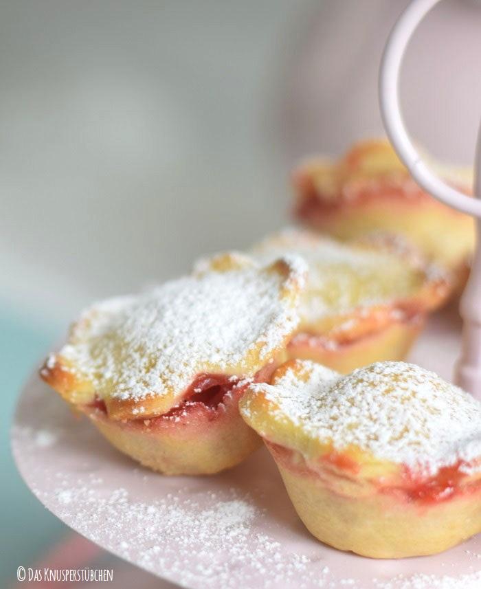 Erdbeer Mini Pies 7