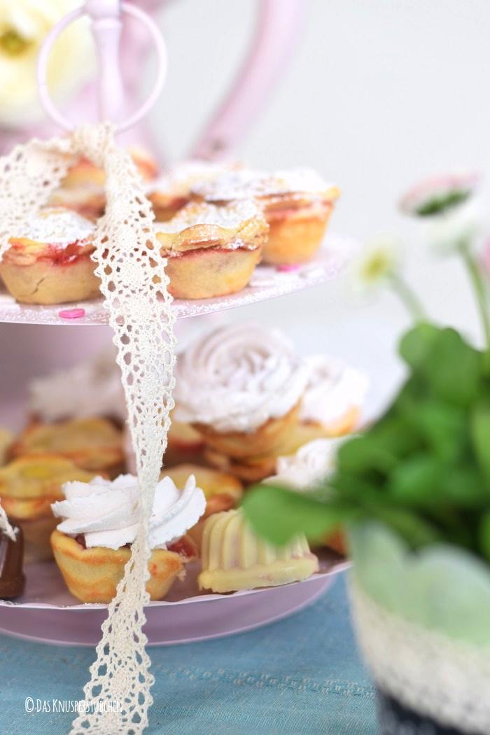 Erdbeer Mini Pies 9