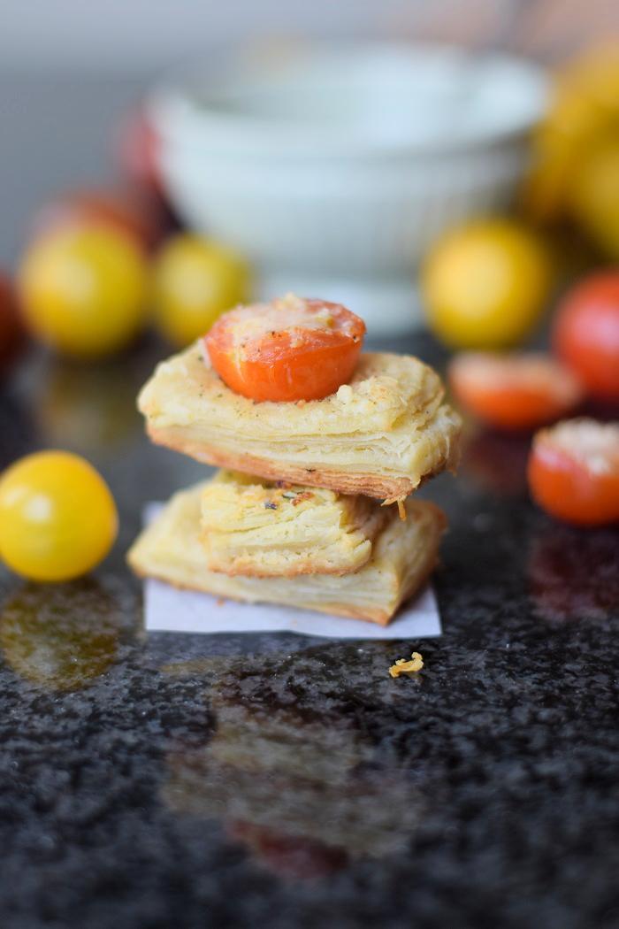 Blätterteig Selbstgemacht - Puff Pastry homemade 3