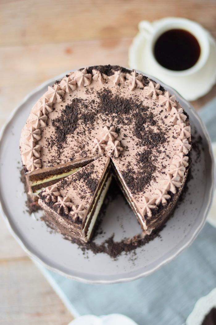 Schoko Cheesecake Torte 25