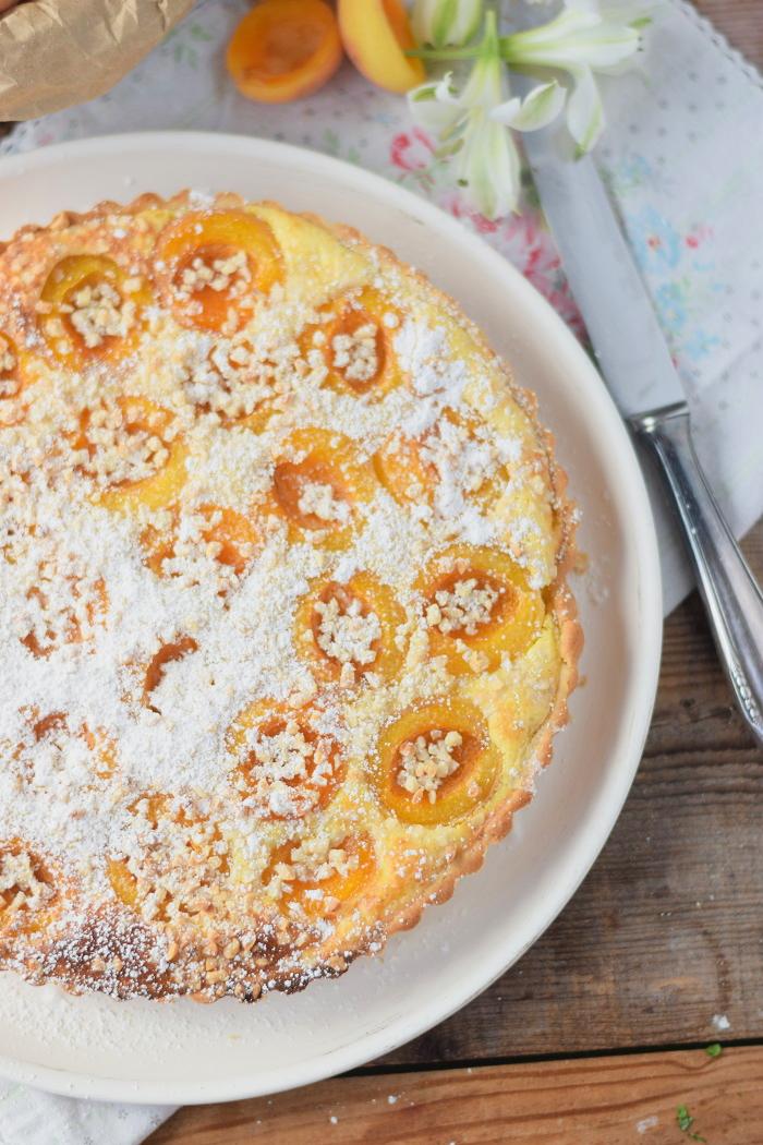 Aprikosen Joghurt Tarte 2