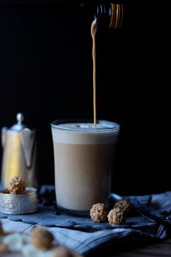 Nougat Tarte mit Baileys & Giotto Rezept (1)
