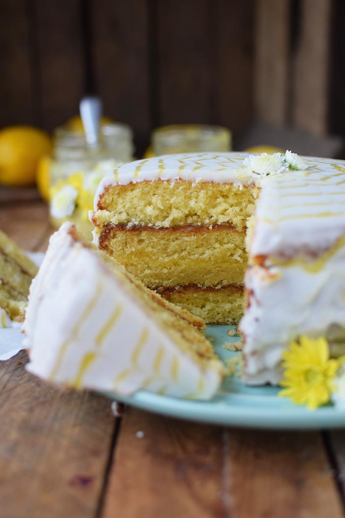 Lemon Curd Kuchen - Lemon Curd Cake (7)