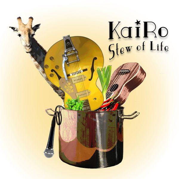 """Album """"KaiRo - Stew of Life"""""""
