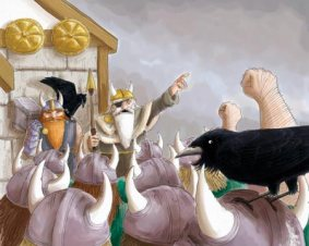 "The Last Viking - ""Summon the Berzerkers!"""