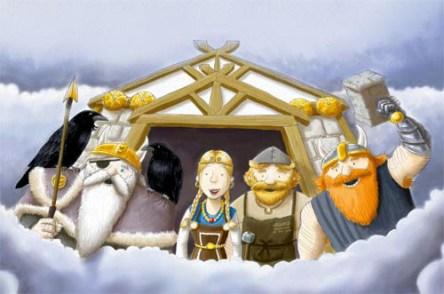 The Last Viking Returns - the Norse gods