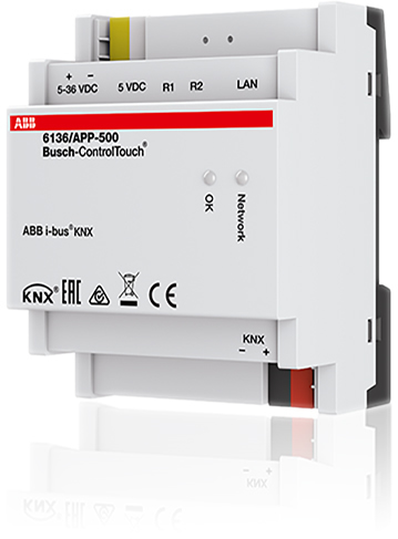 ABB i-bus KNX Busch-ControlTouch