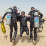 PADI Adaptive Support Diver<br> vs DDI Assistant Diver:<br>чьё кунг-фу круче?