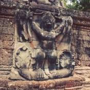 The Giant Garuda