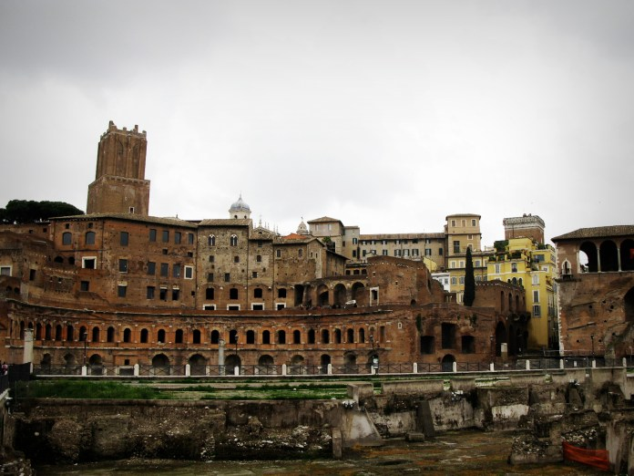 Roman Forum, Rome, Italy