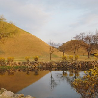 09 Geyongju Tomb of King-Michu and Cheonma Tomb 3