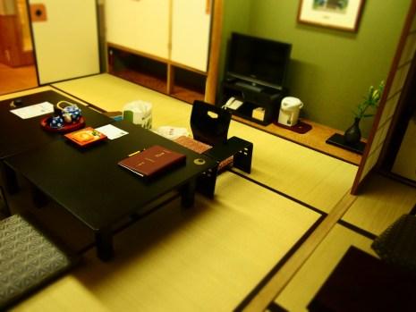 Chaharu hotel, Japan
