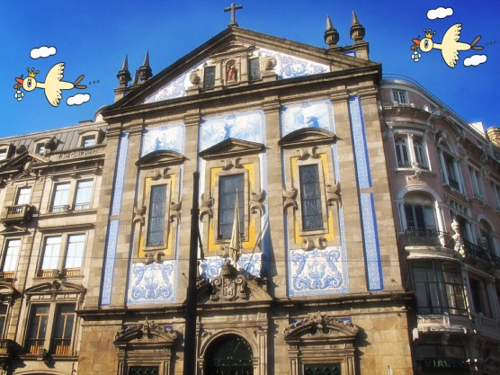 Azulejos could be found everywhere