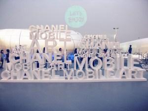 Chanel Mobile Art