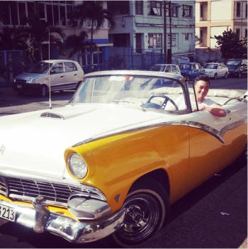 Havana Driving 1