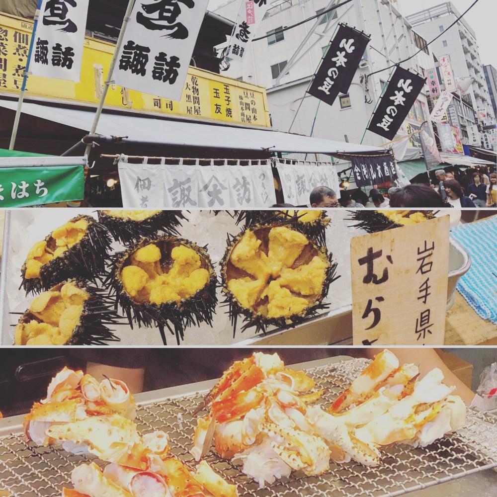 Yummylicious Tokyo - Seafood