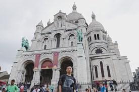 Basilica of the Sacré-Cœur, Montmartre 2
