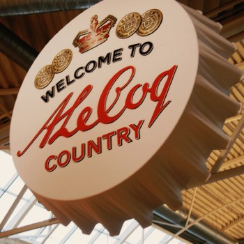 """""""A Le Coq - The country's oldest local brewery"""""""