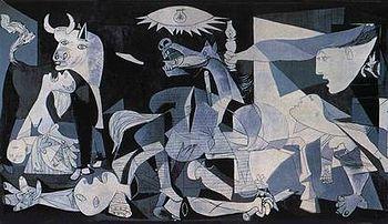 Guernica - Pablo Picasso, 1937