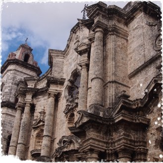 Havana Cathedral 1