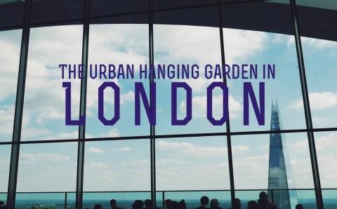 The Urban Hanging Garden