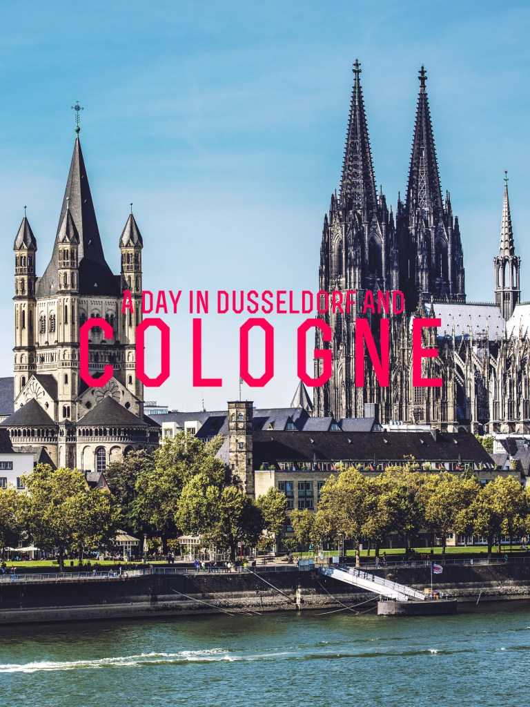 Düsseldorf and Cologne Must-sees: Landmarks, Markets, Castles & More