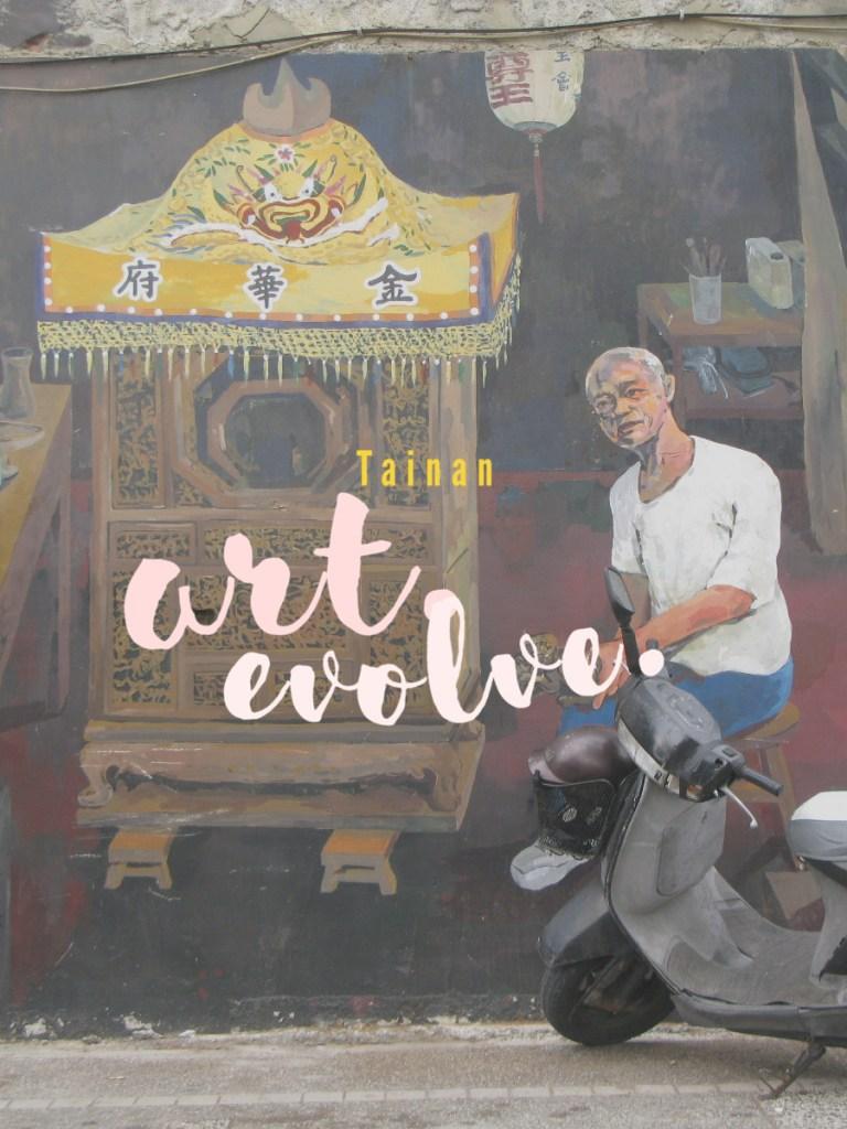 Art. Evolve.