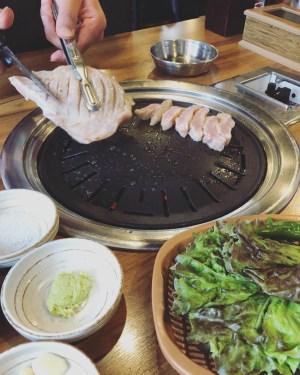 Sinseol-dong Yukjeon Sikdang