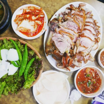 Yummylicious Seoul - Jokbal
