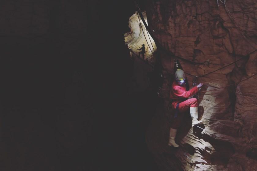 Waitomo Caves - The Black Odessey 7