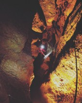 Waitomo Caves - The Black Odessey 8