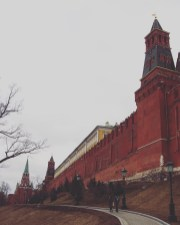 The Kremlin Wall