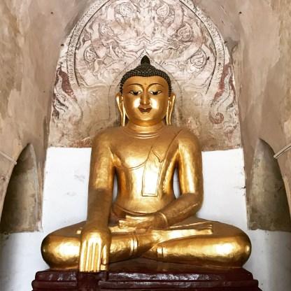 Bagan 9 Gawdawpalin Temple 2