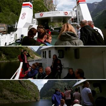 Gudvangen, Norway 0 - cruise boarding