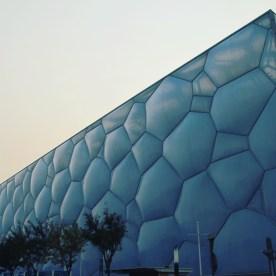 The National Aquatics Center, Beijing (Watercube): PTW Architects