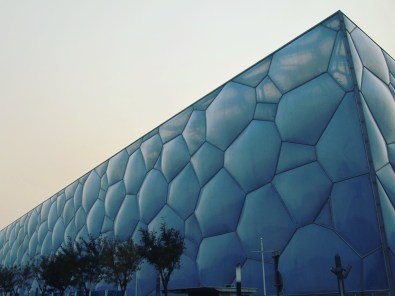 The National Aquatics Center, Beijing (Watercube): PTW Architects