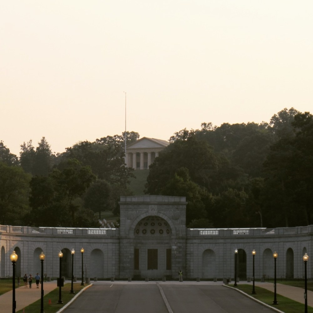 Washington DC Cemetery