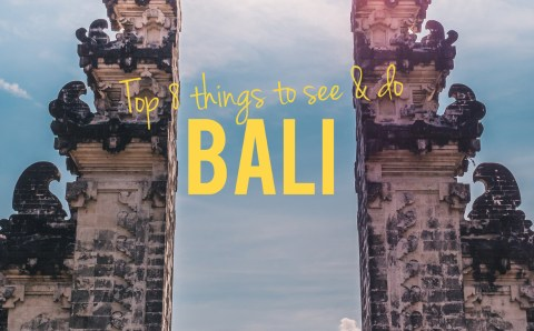 Top 8 Things to See & Do in Amazing Bali!