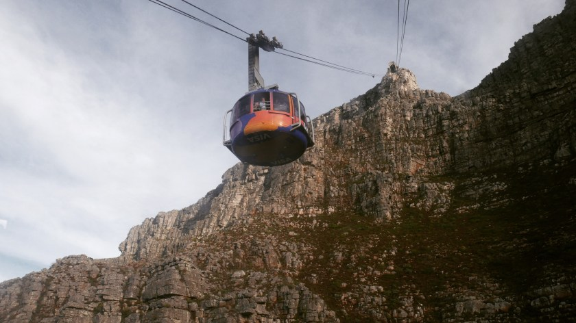 Cape Town - Table Mountain Cableway