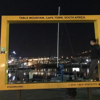 Cape Town - Table Mountain Photo Frame 3