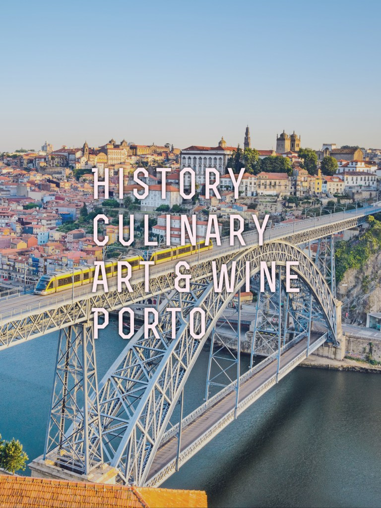 A Perfect One-day Itinerary in Porto for Art, History, and Wine
