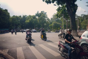 Hanoi - Traffic