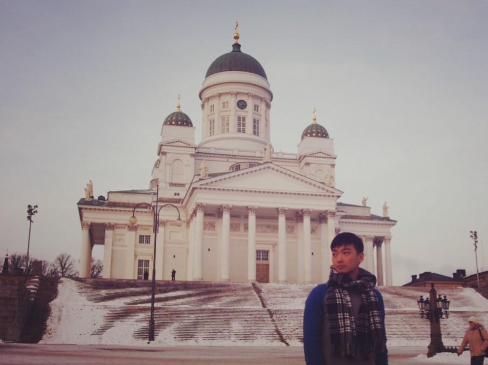 Helsinki - Helsinki Cathedral 3