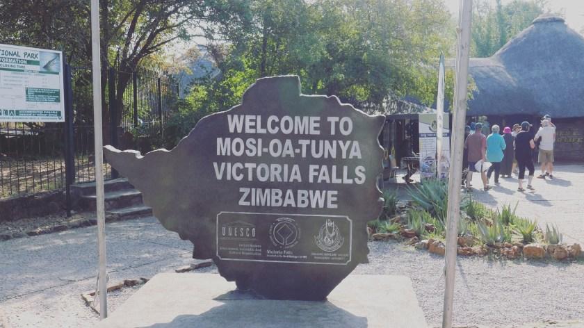 Victoria Falls - Zimbabwe 5