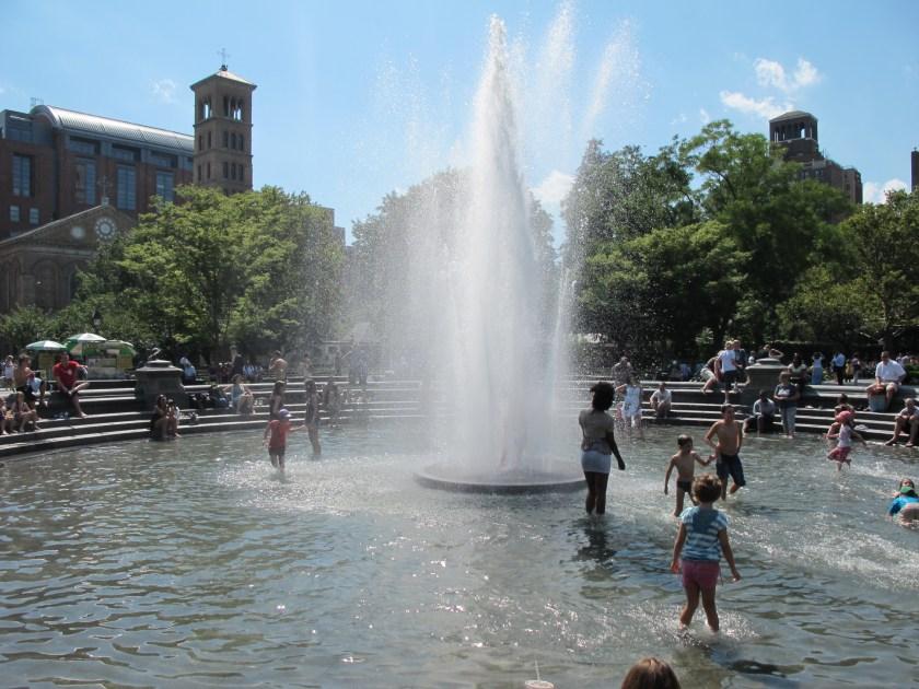Washington Square New York 1