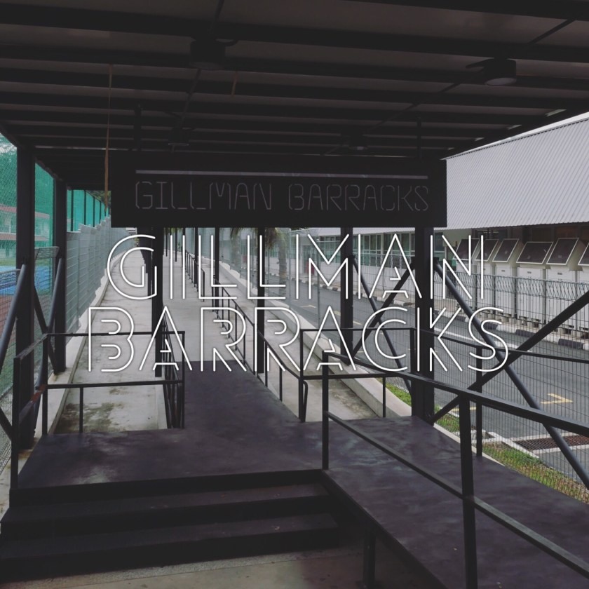 Singapore - Gillman Barracks (3)