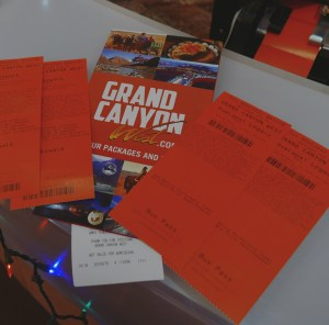 Grand Canyon West Package