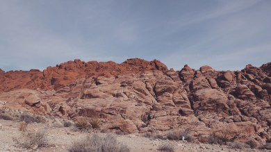 Red Rock Canyon -3